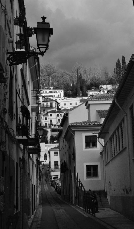 Random view of Granada