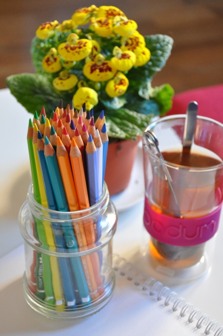 Tea and creativity