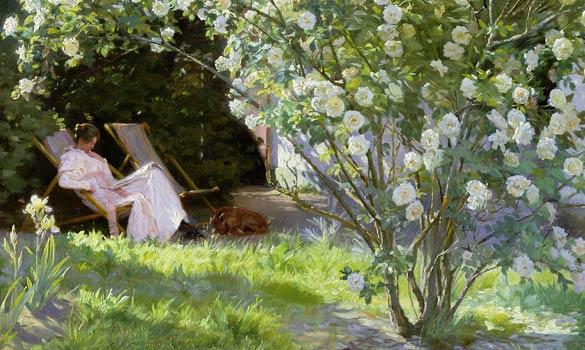 april-Elizabeth Von Arnim
