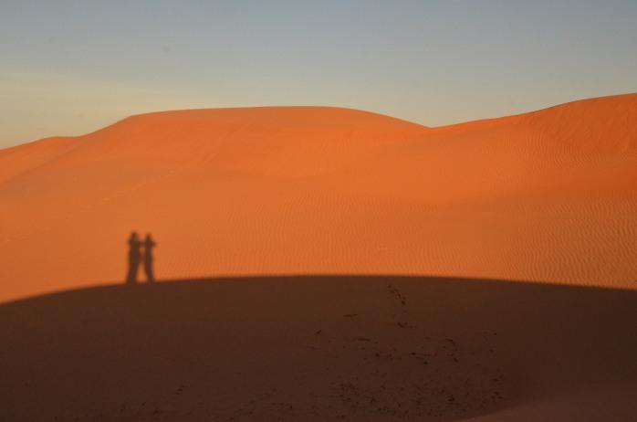 oman dune desert travel