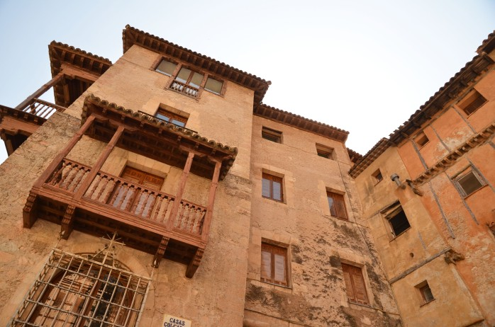 casas colgadas hanging houses cuenca travel