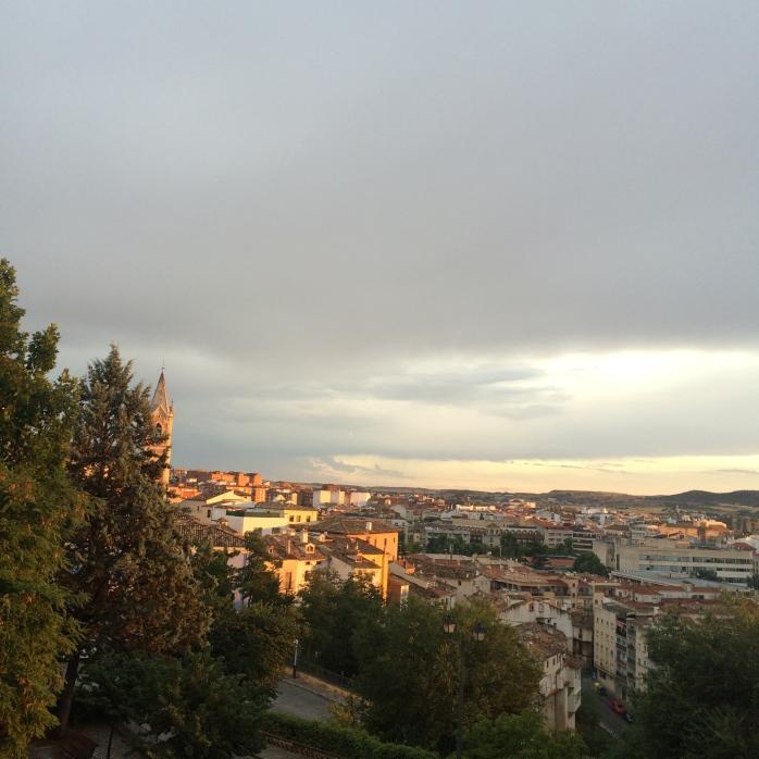 cuenca view landscape