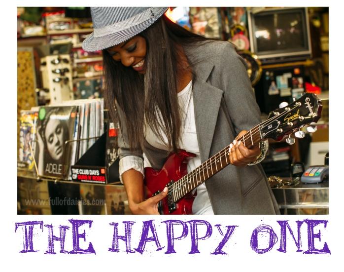 the happy one