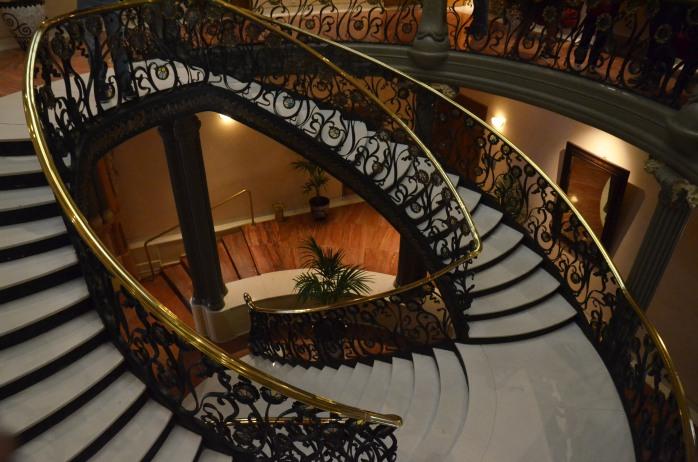 palacio longoria madrid spain